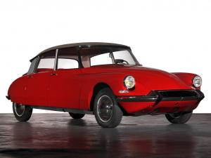 Citroen ID19 Berline 1956 года