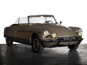 1962 Citroen DS21 Cabriolet Palm Beach by Chapron