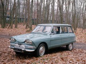 Citroen Ami 6 Break 1964 года