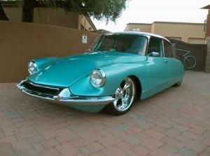 1964 Citroen DS Restomod