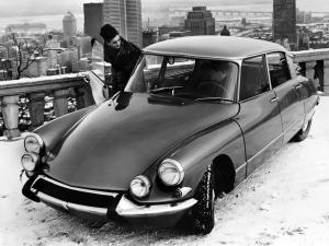 Citroen DS21 Pallas 1964 года