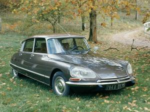 1968 Citroen DS21 Berline