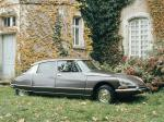 Citroen DS23 Pallas 1968 года