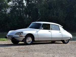 1968 Citroen DS23 Pallas