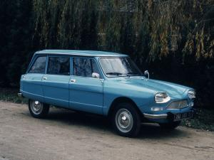 Citroen AMI 8 Break 1969 года