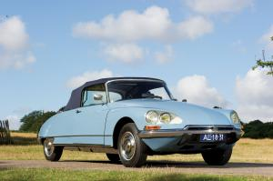 1970 Citroen DS21 EFI Decapotable