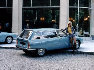 Citroen GS Break Societe 1971 года