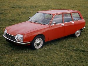 1971 Citroen GS Break