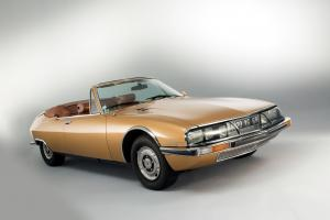 1971 Citroen SM Mylord Cabriolet by Chapron