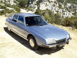 Citroen CX Pallas 1976 года