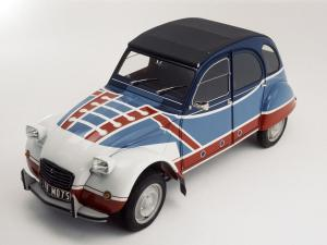 Citroen 2CV6 Basket 1977 года