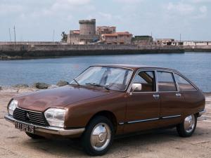 1977 Citroen GS Pallas