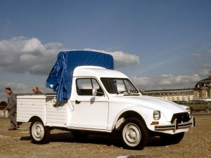 1978 Citroen Acadiane Pickup