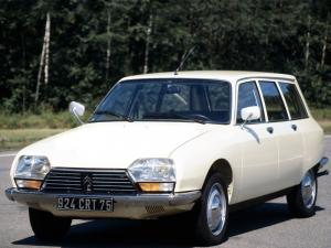 Citroen GS Special Break 1978 года