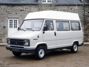 1981 Citroen C25 Combi High Roof
