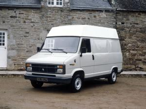 1981 Citroen C25 High Roof Van