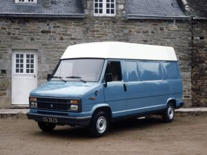 1981 Citroen C25 LWB High Roof Van