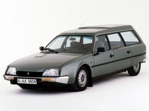 1981 Citroen CX Break