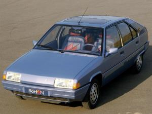 Citroen BX Fashion 1983 года