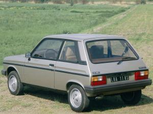 Citroen LNA 11 RS 1984 года