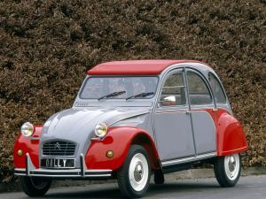 Citroen 2CV Dolly 1985 года