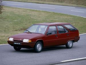 1985 Citroen BX 14 E Break