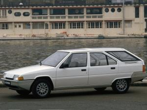 1985 Citroen BX 16 S Break Entreprise