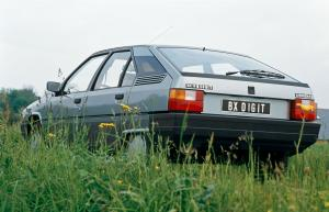 1985 Citroen BX 19 Digit
