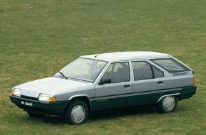 1985 Citroen BX Break Leader
