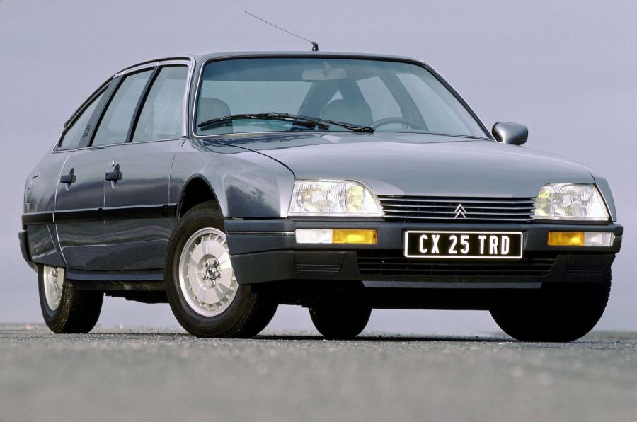 Citroen CX 25 TRD Turbo