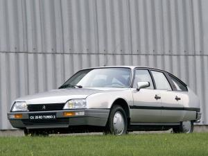 1986 Citroen CX 22 RD Turbo 2