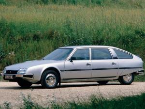 Citroen CX 25 Limousine Turbo 1986 года