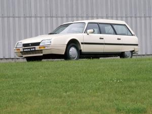 Citroen CX Break 1986 года