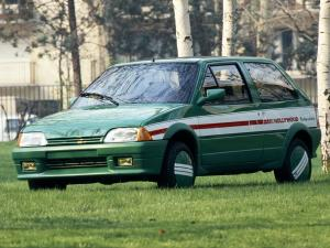 1987 Citroen AX Hollywood