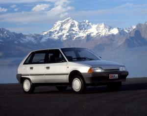 1989 Citroen AX 14 TRD 5-Door