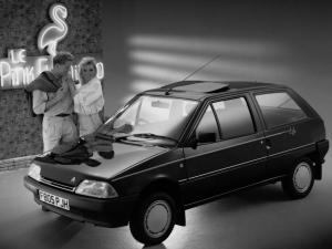 1989 Citroen AX Night Life