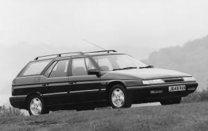 1989 Citroen XM Break