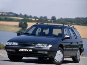 Citroen XM Break 1989 года