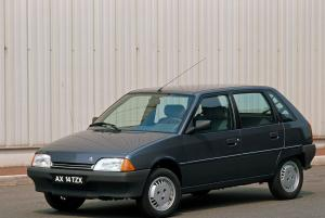 1990 Citroen AX 14 TZE 5-Door