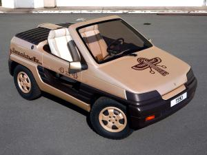 1990 Citroen Scarabee D'Or Concept by Heuliez