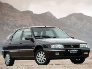 Citroen ZX Exclusive 5-Door '1991