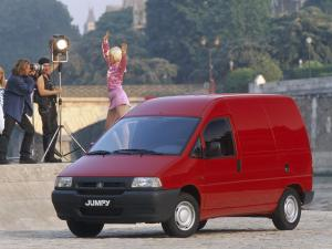 1995 Citroen Jumpy Van
