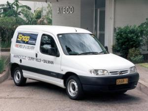 Citroen Berlingo Van 1996 года