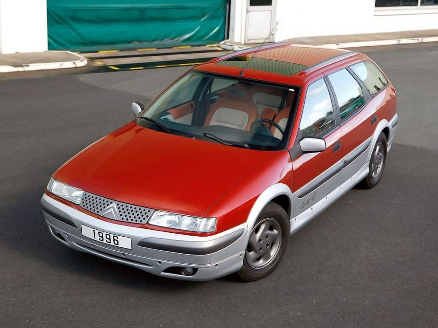 Citroen Xantia Break 4x4 Buffalo Prototype by Heuliez