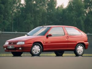 Citroen ZX Audace 3-Door '1996