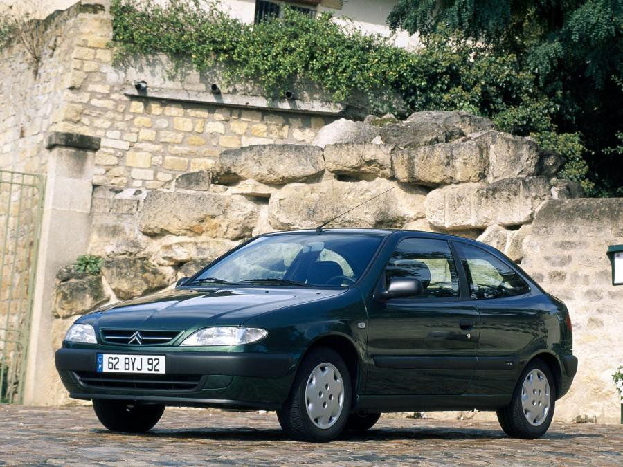 Citroen Xsara Coupe '1997
