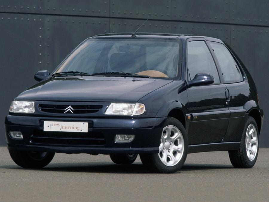 Citroen Saxo VTS New Morning