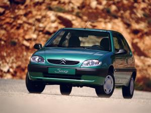 Citroen Saxo 3-Door 1999 года