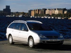 Citroen C5 Break 2001 года