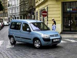 Citroen Berlingo Multispace 2002 года